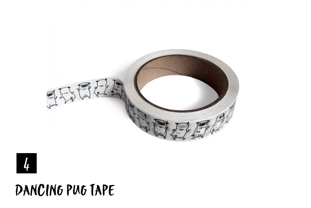 Gemma Correll – Pug Tape