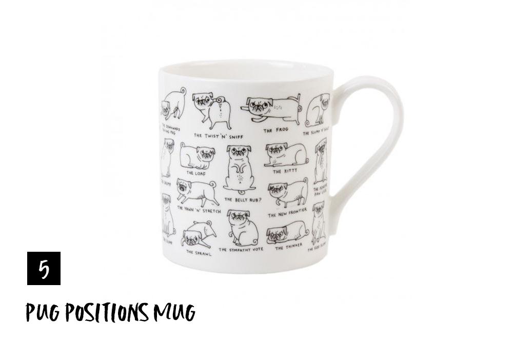 Gemma Correll – Pug Mug