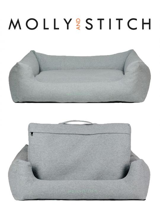 "Molly & Stitch Dog Bed ""Sweet Dreams"""