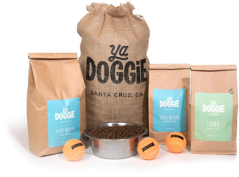 YaDoggie Dog Food