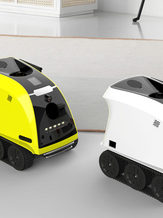 The Anthouse: Robot Pet Sitter
