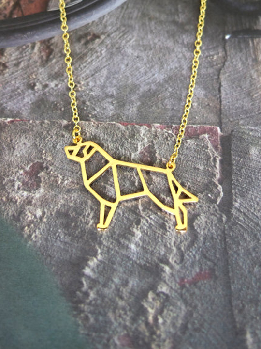 Glorikami Geometric Dog Jewellery